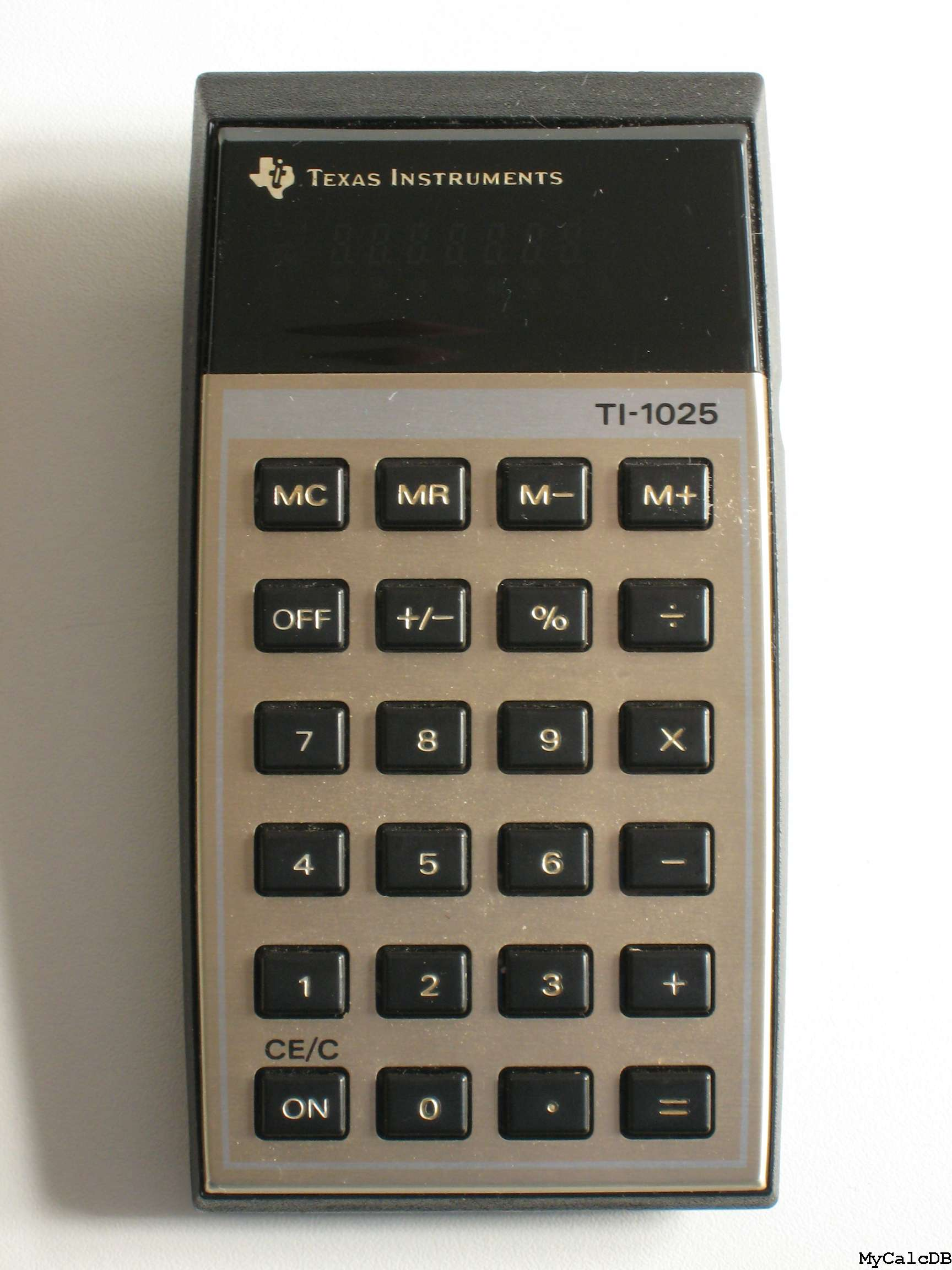 Texas Instruments TI-1025