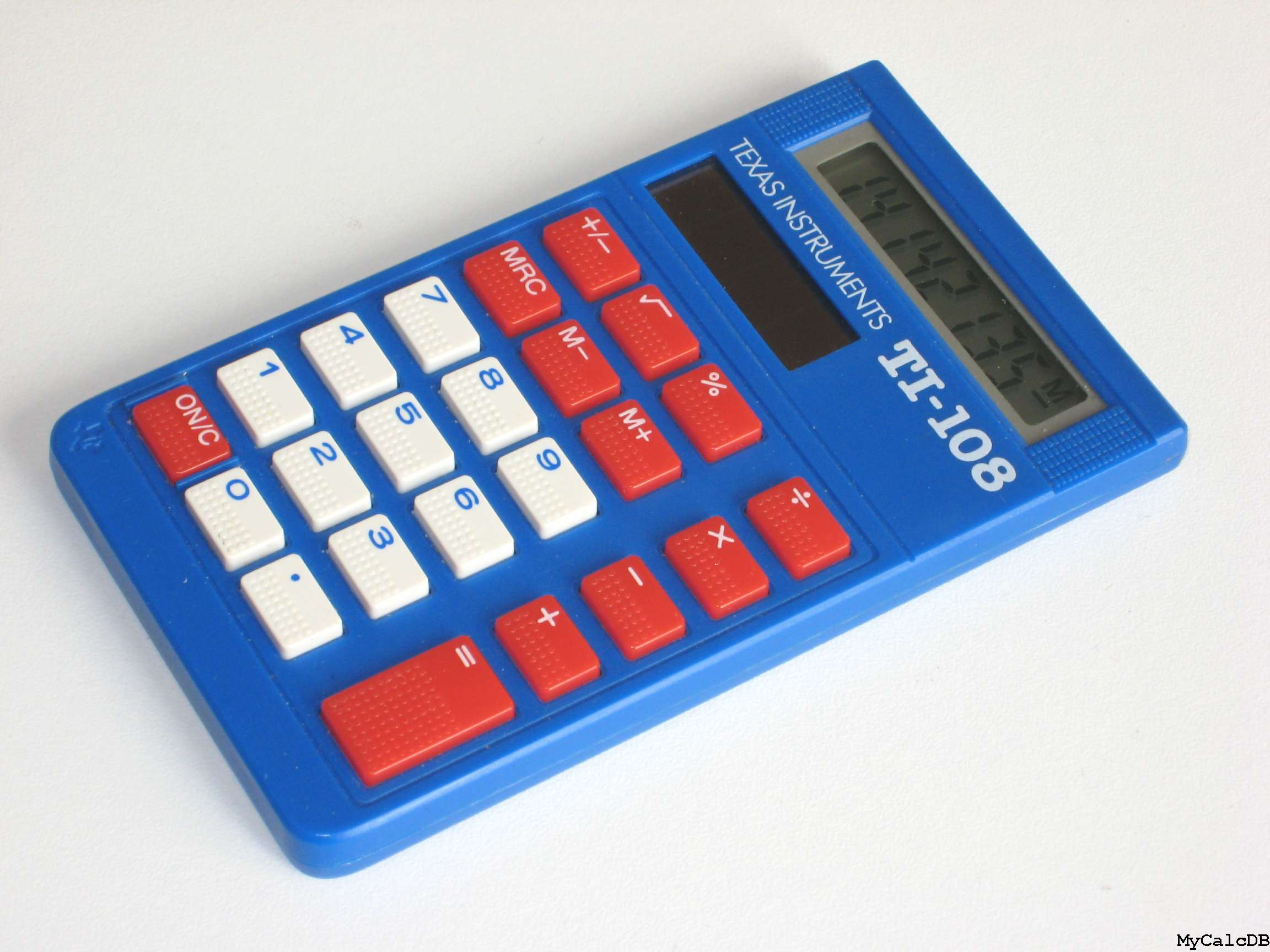 Texas Instruments TI-108