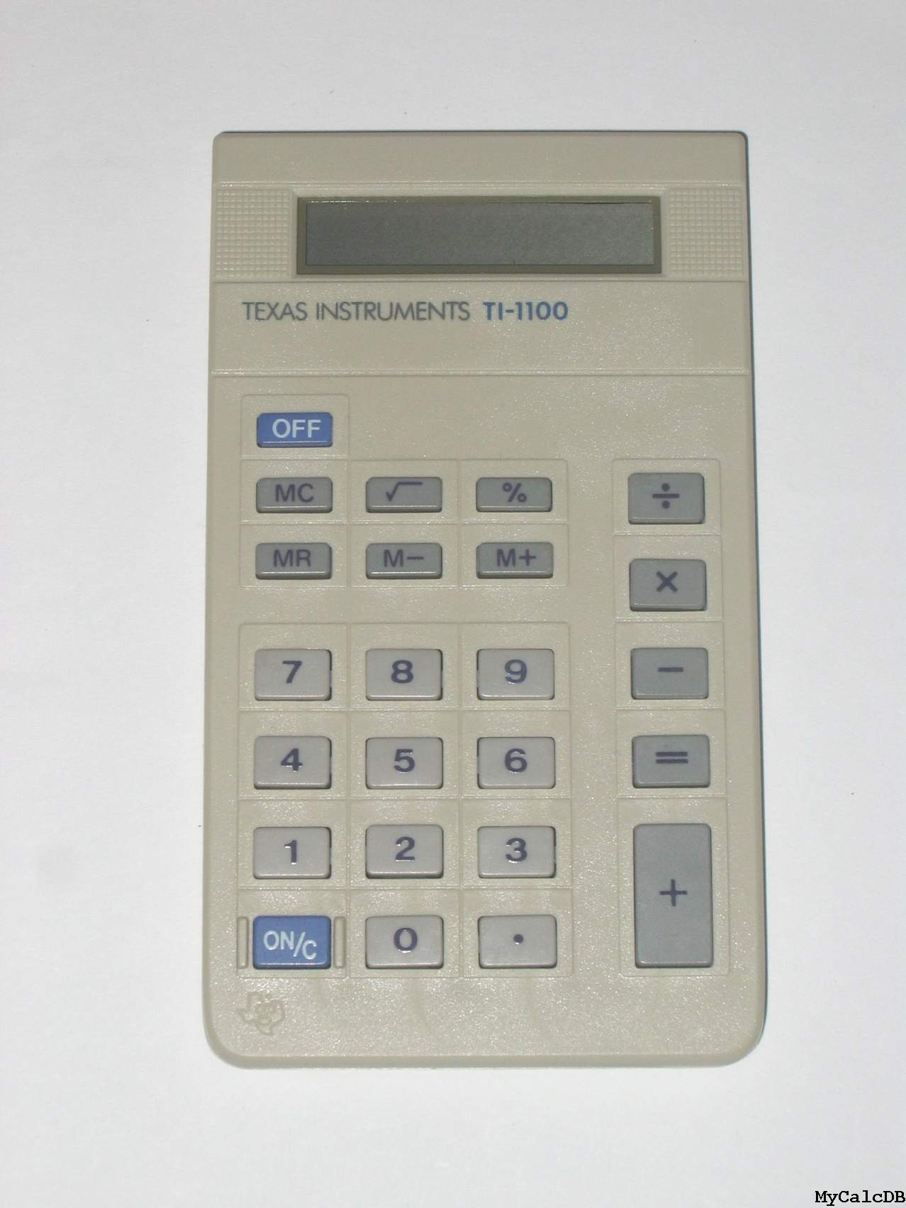 Texas Instruments TI-1100
