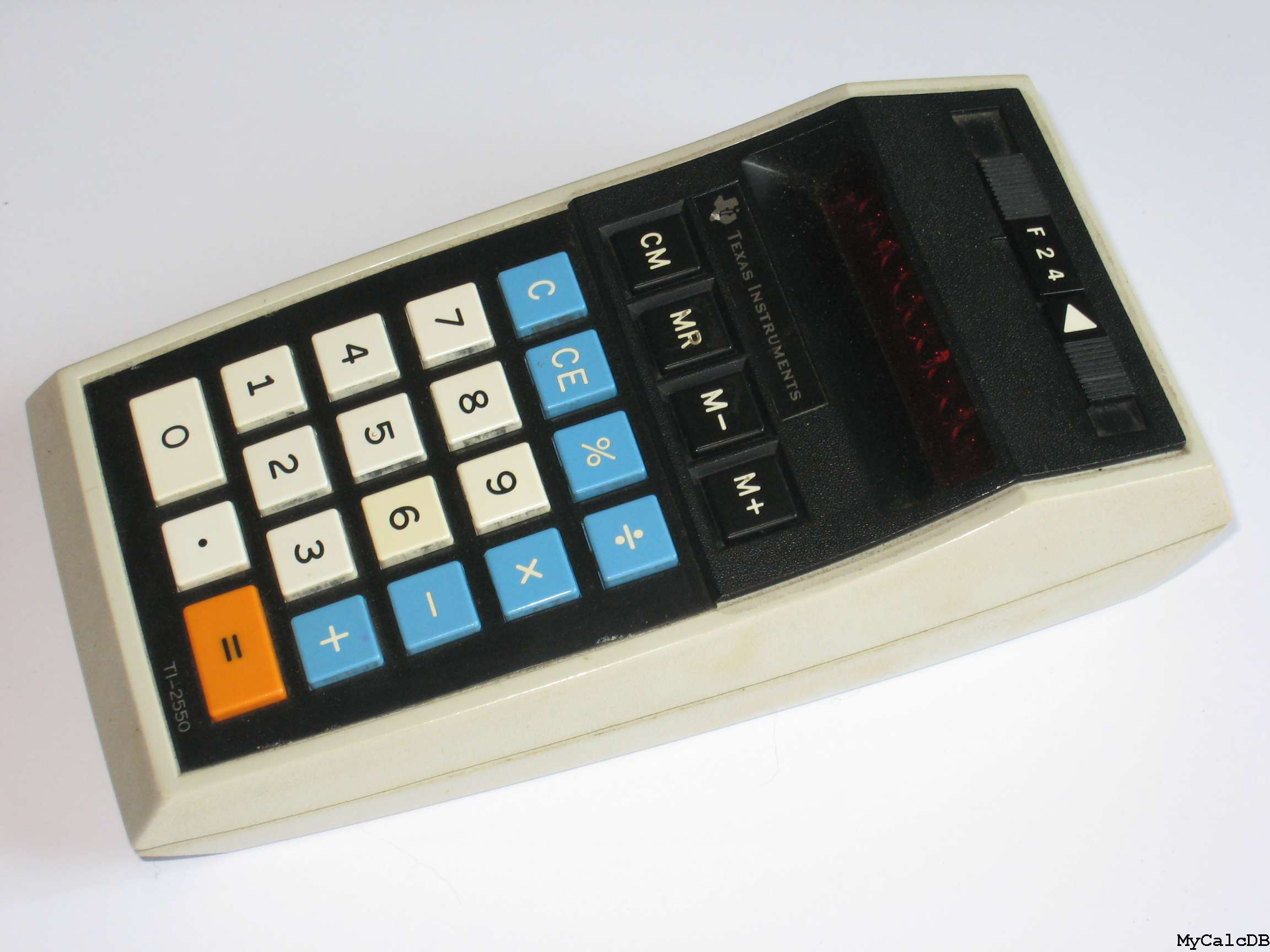 Texas Instruments TI-2550
