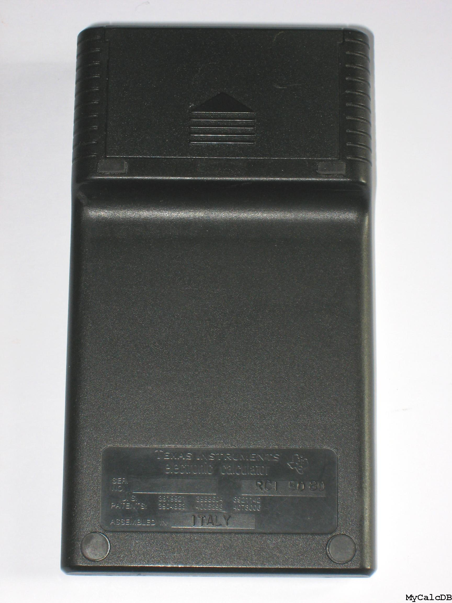 Texas Instruments TI-30 LCD