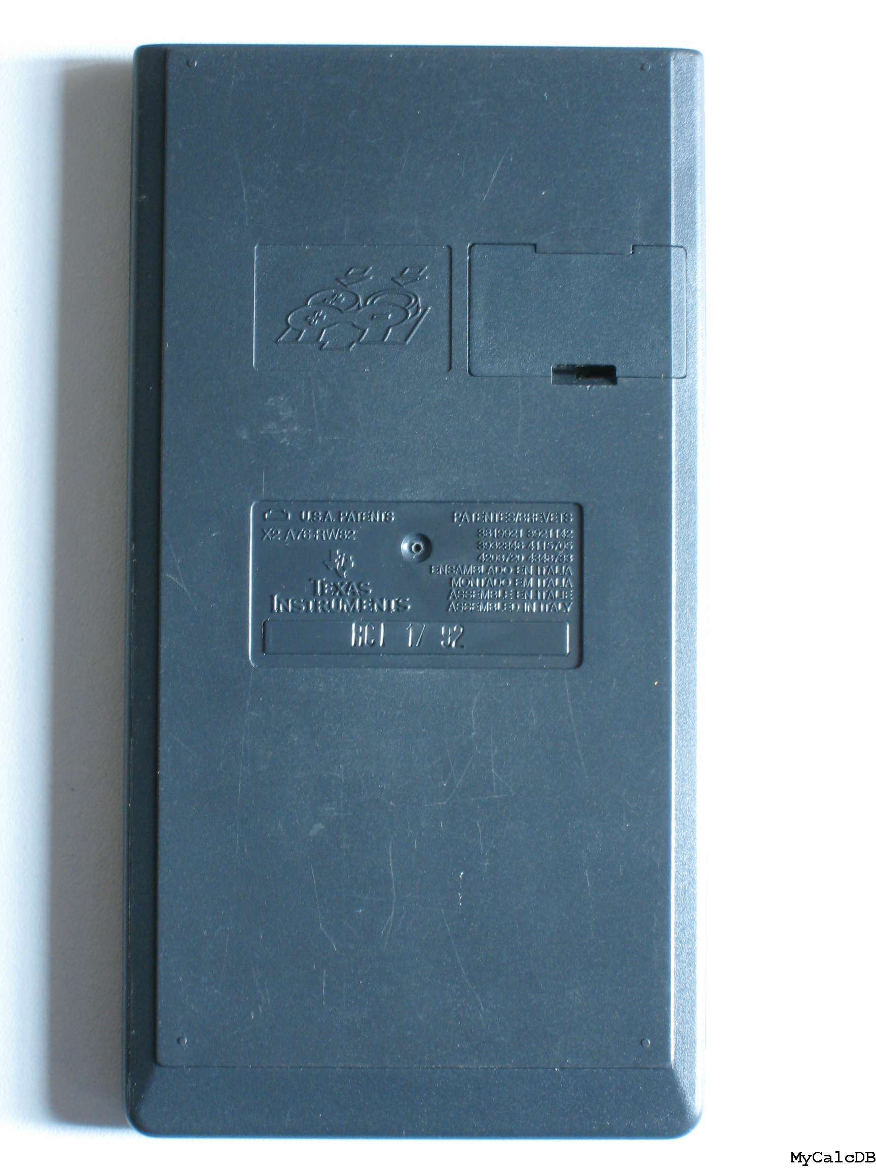 Texas Instruments TI-35X