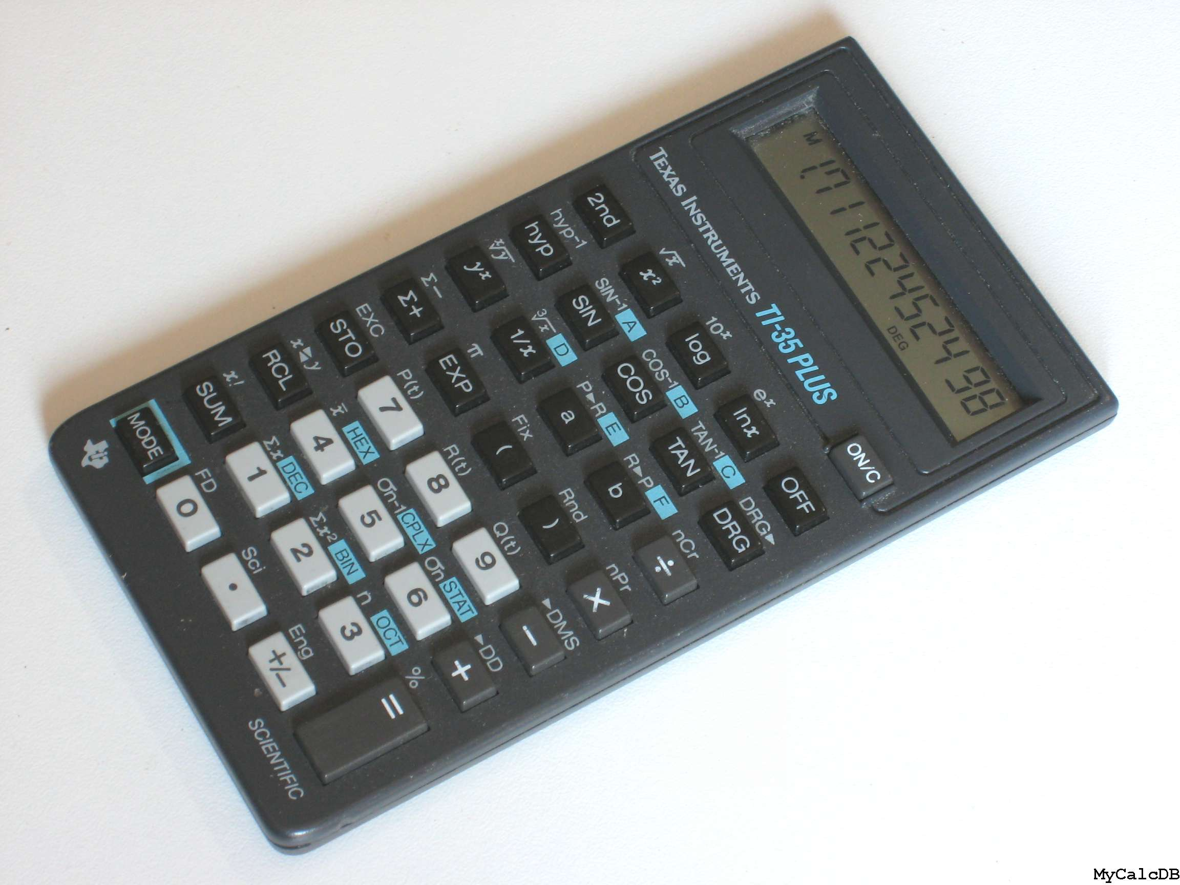 Texas Instruments TI-35 PLUS