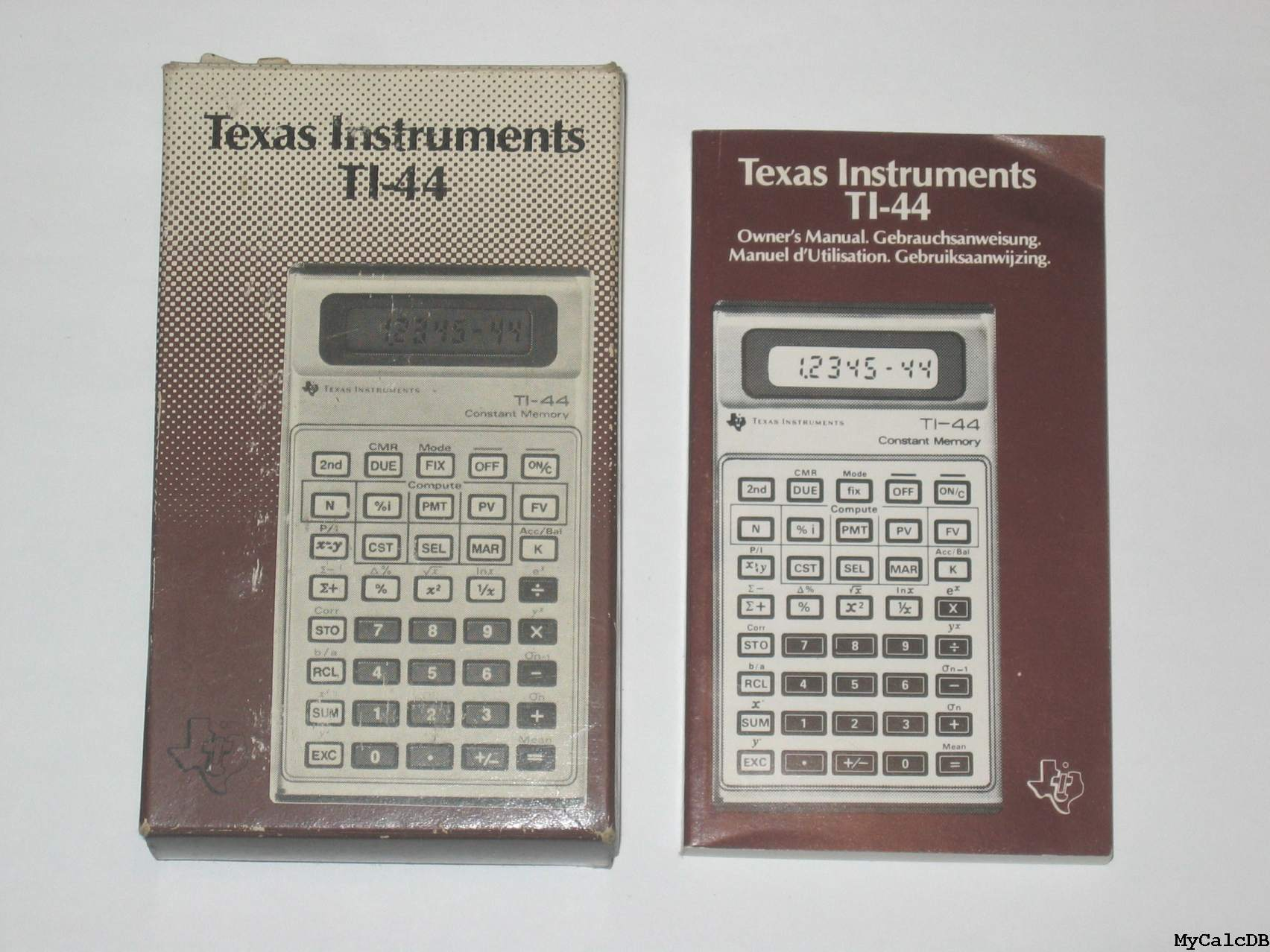 Texas Instruments TI-44