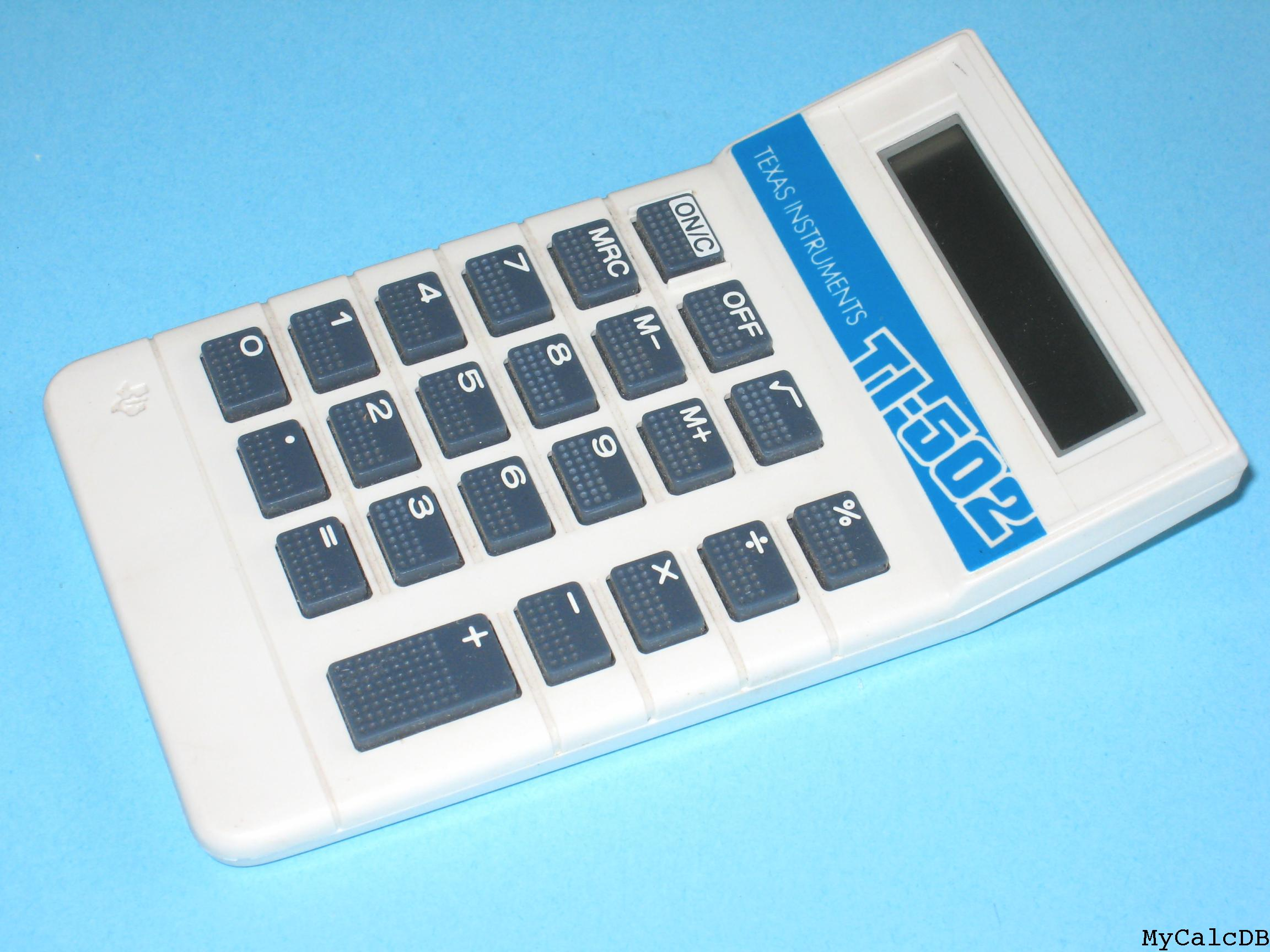 Texas Instruments TI-502