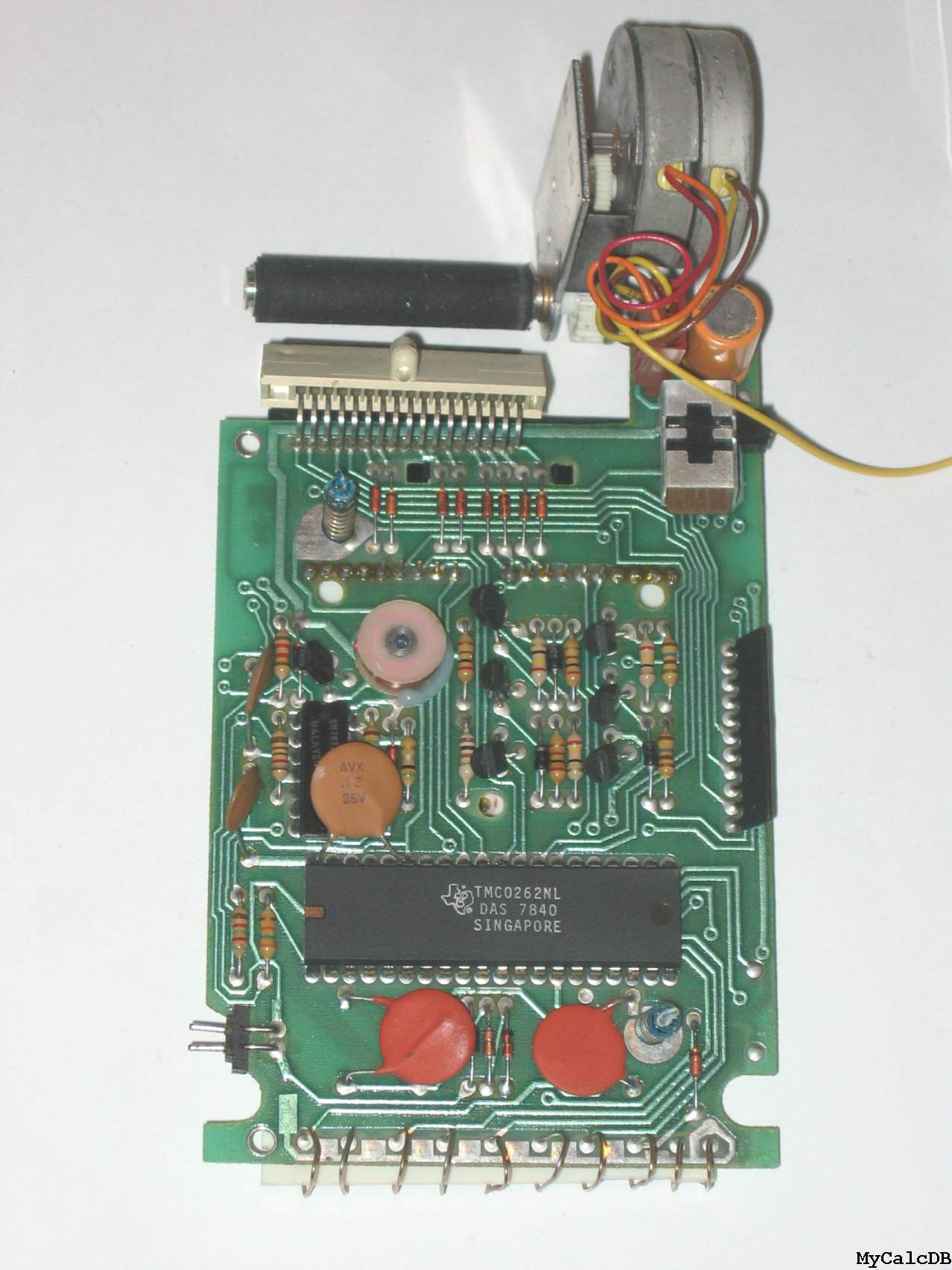 Texas Instruments TI-5025
