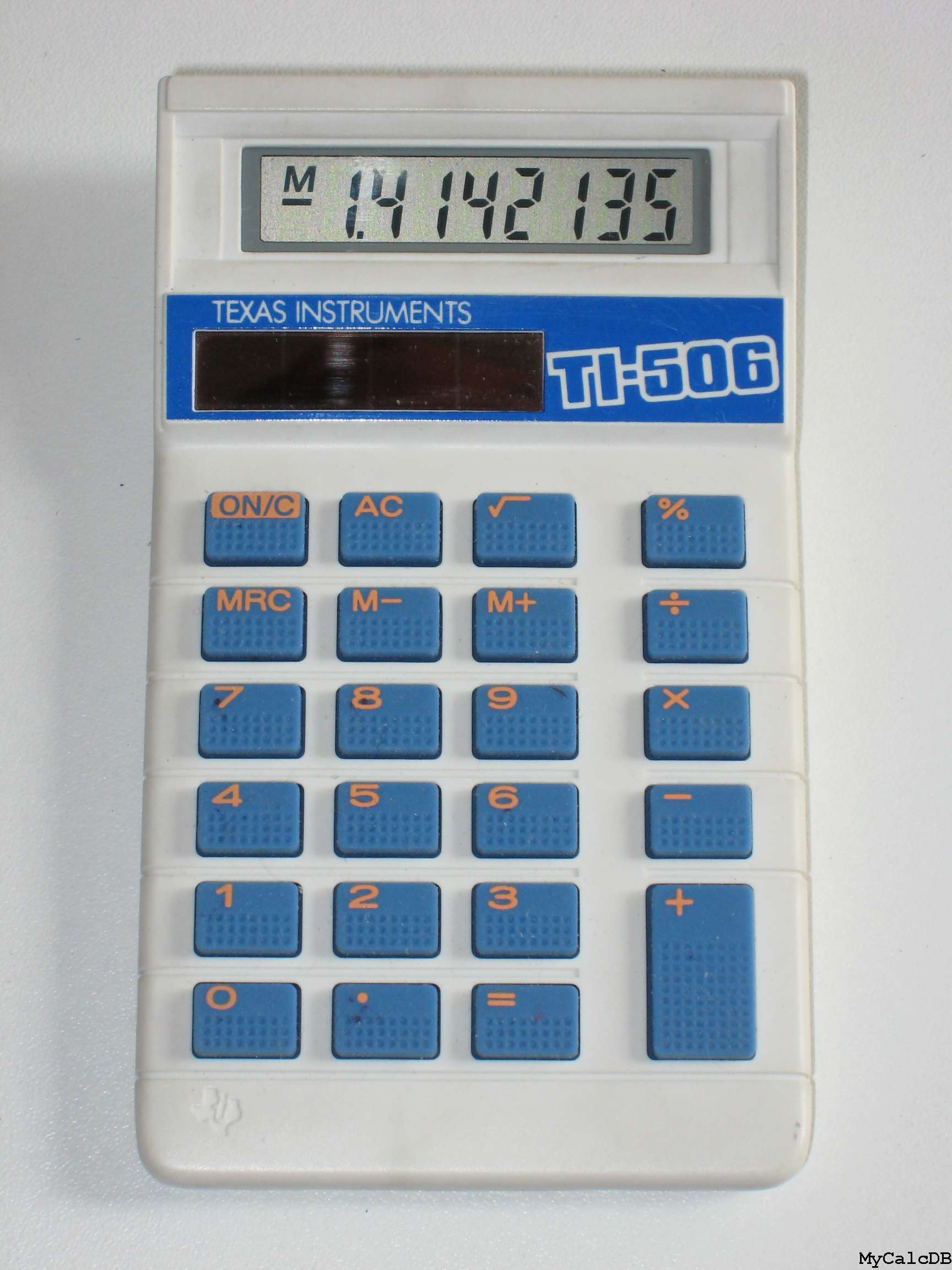 Texas Instruments TI-506