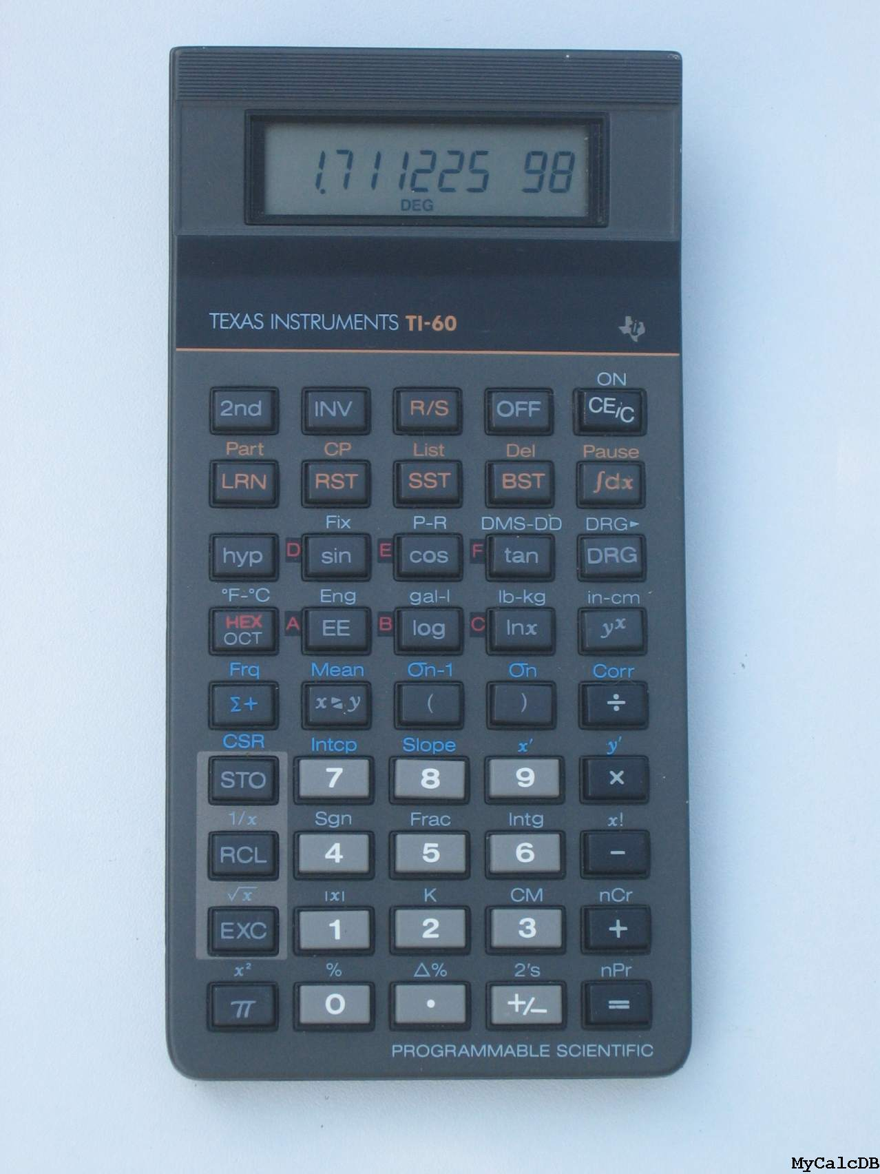 Texas Instruments TI-60