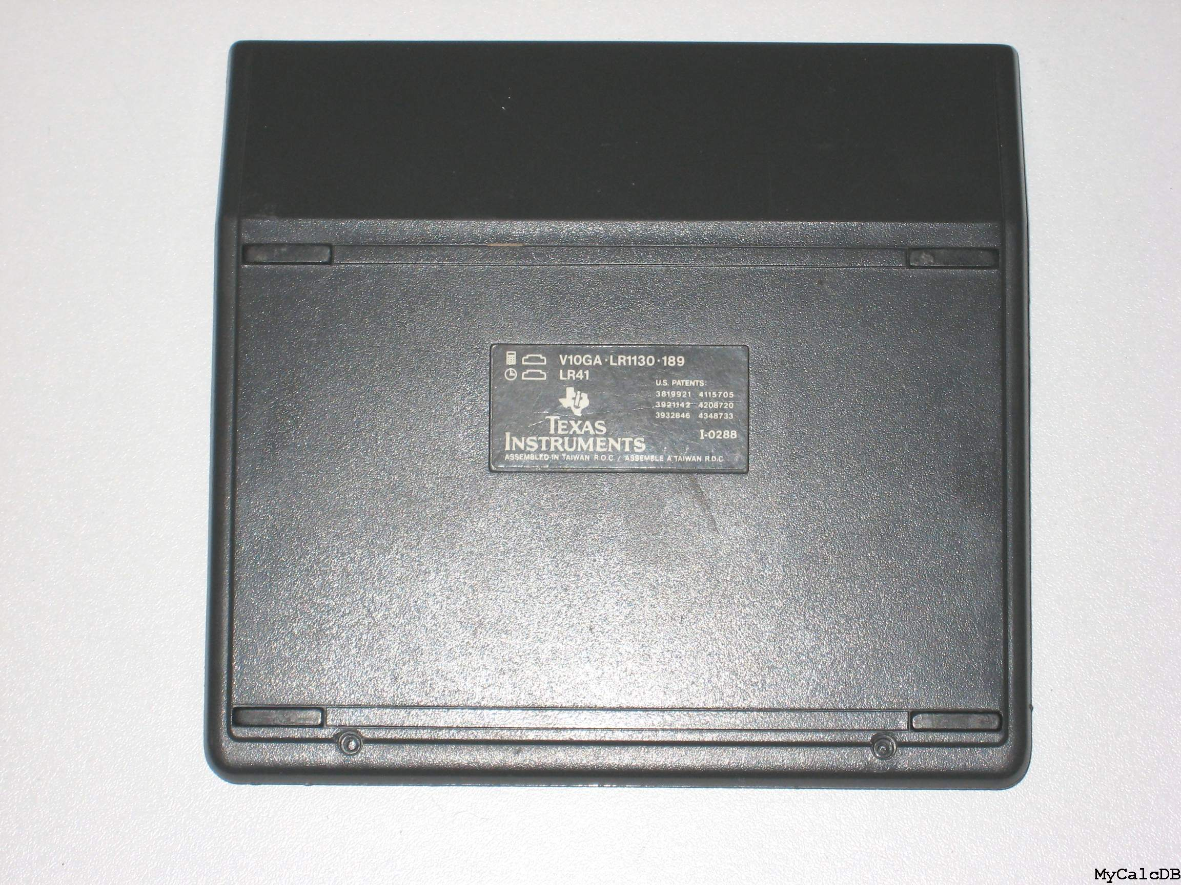 Texas Instruments TI-610