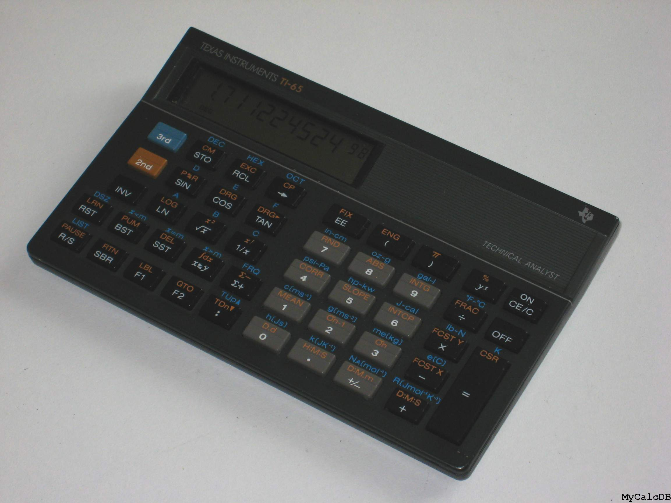 Texas Instruments TI-65