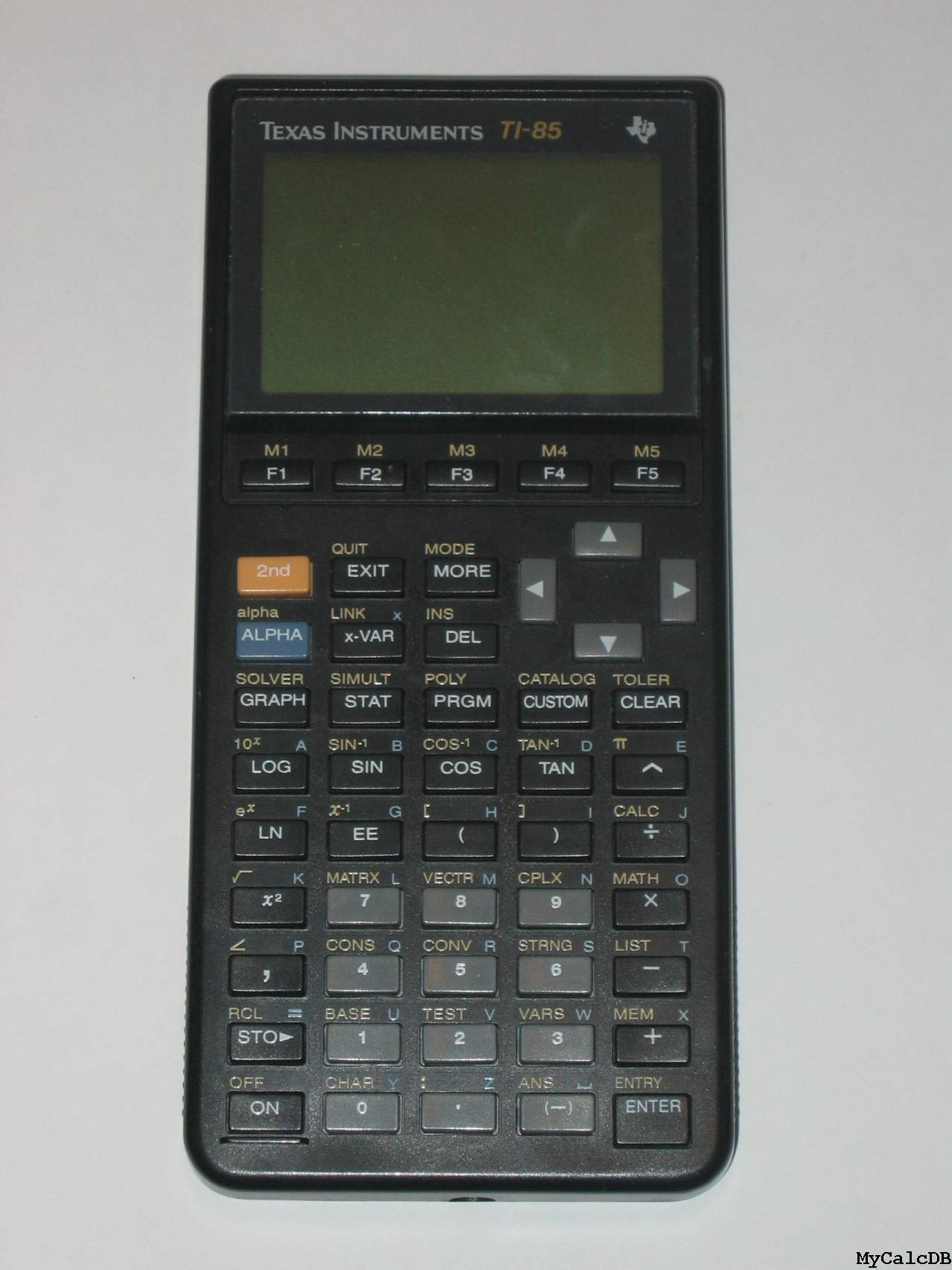 Texas Instruments TI-85