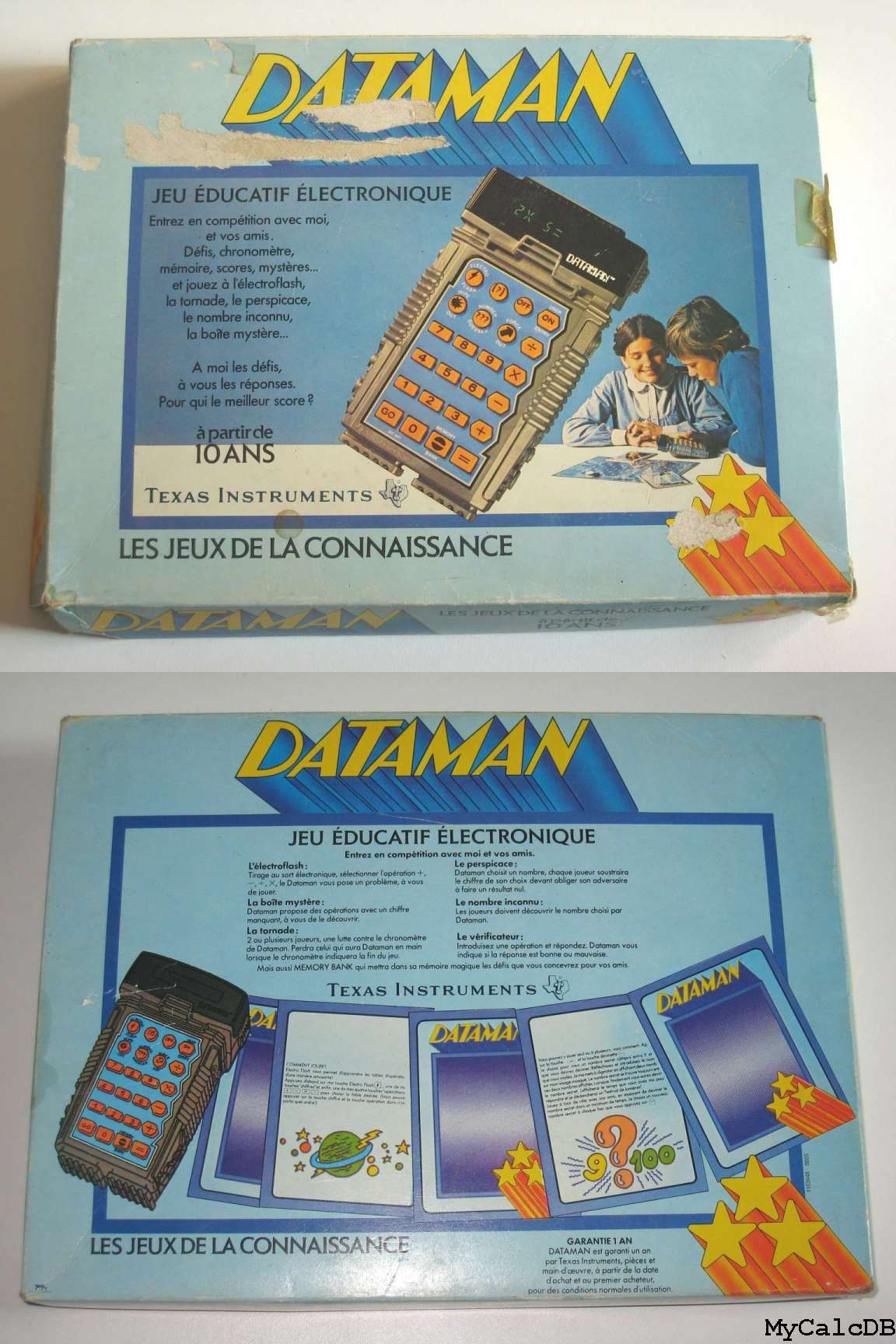 Texas Instruments DATAMAN