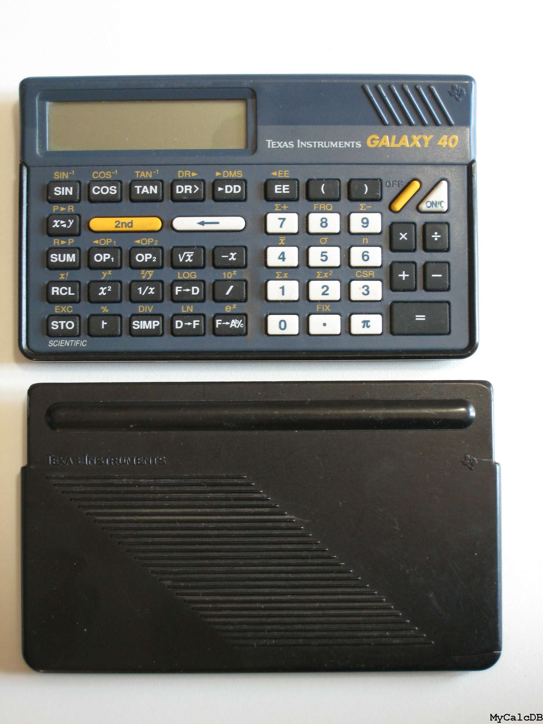 Texas Instruments GALAXY 40