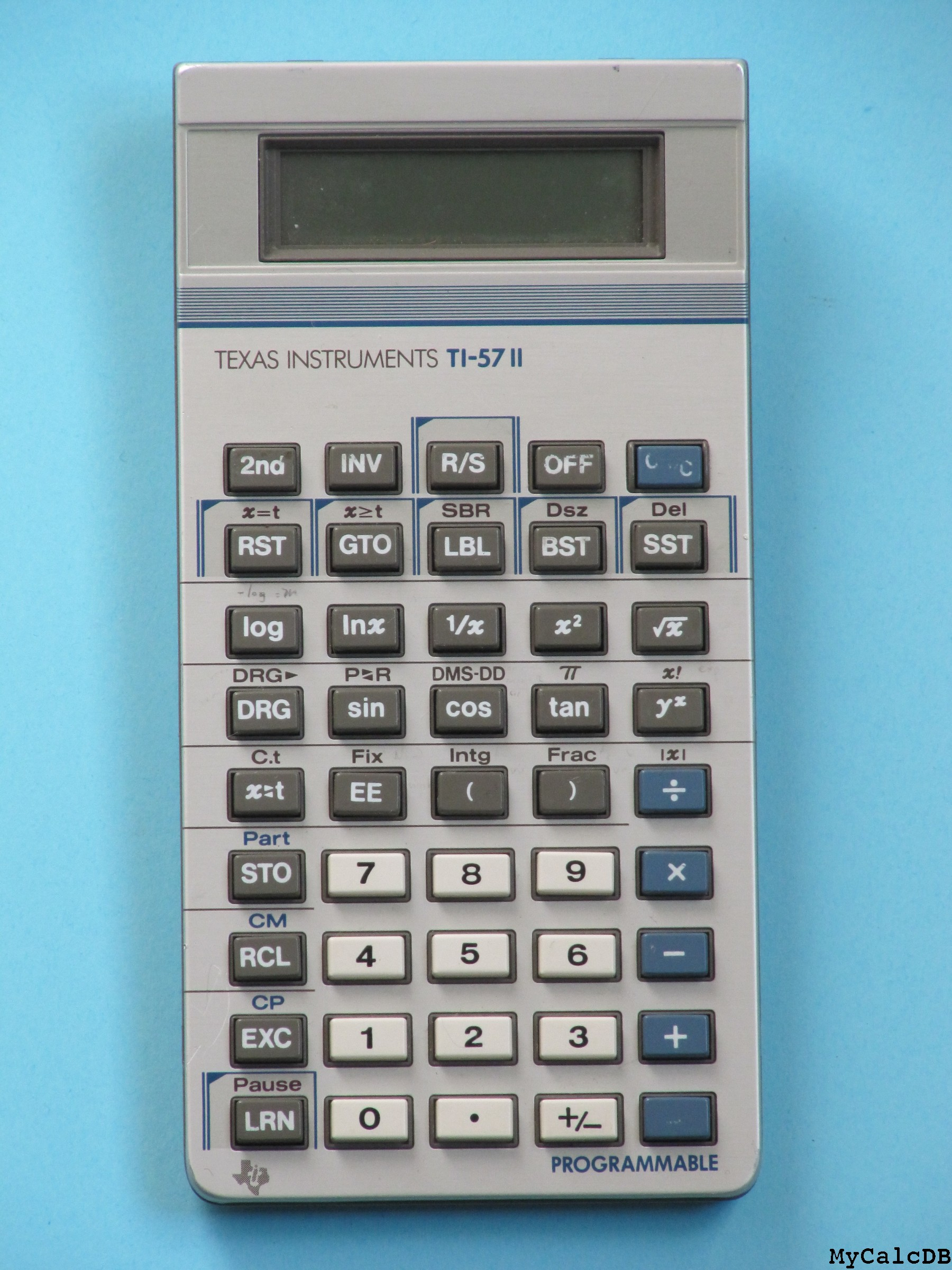 Texas Instruments TI-57 II