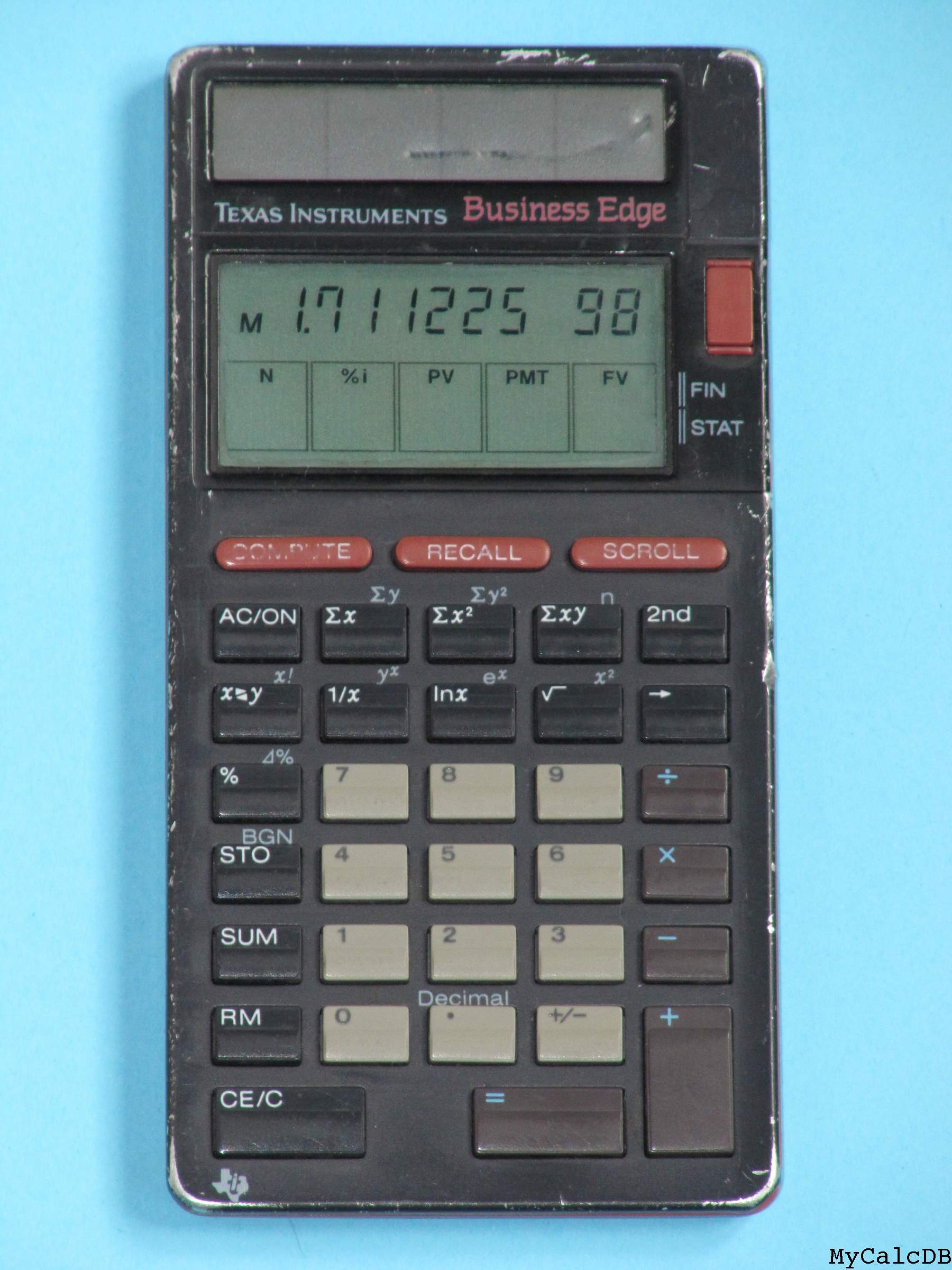 Texas Instruments Business Edge