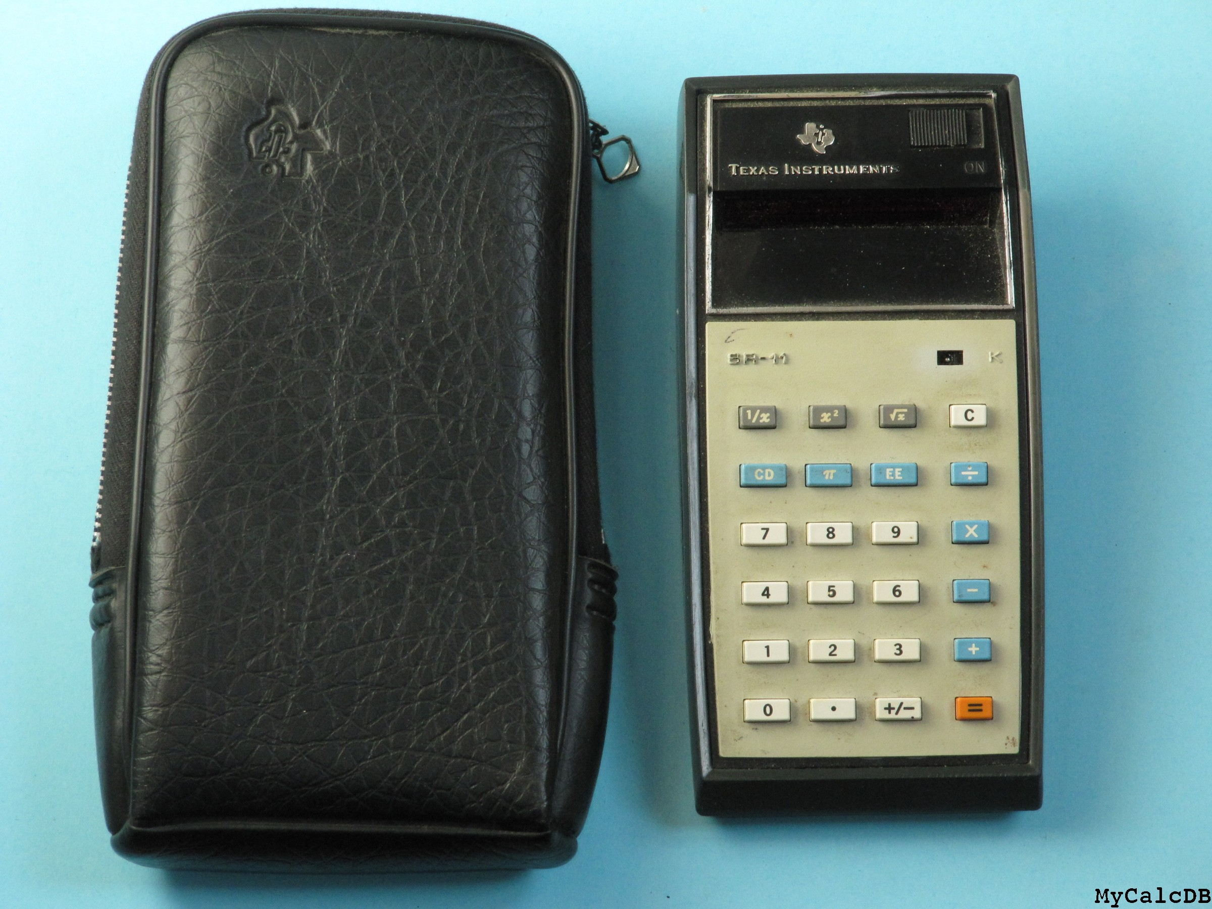 Texas Instruments SR-11