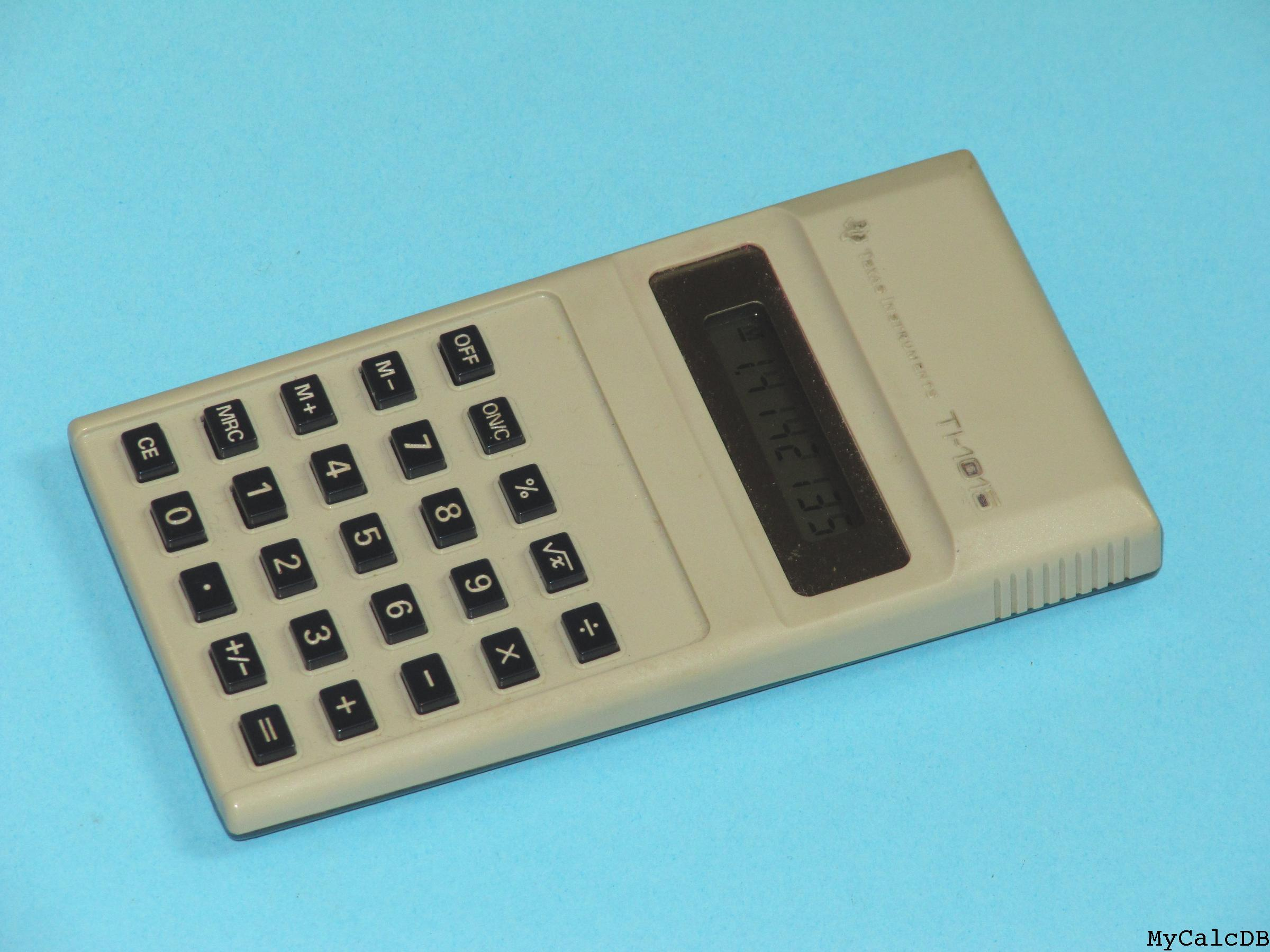Texas Instruments TI-1015