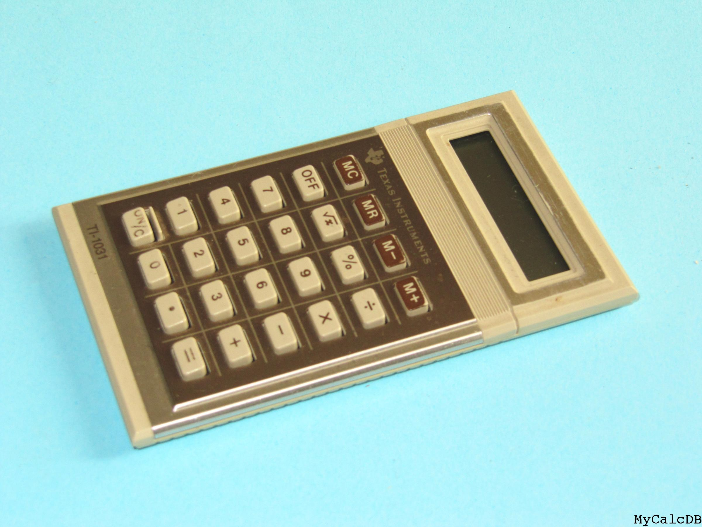 Texas Instruments TI-1031