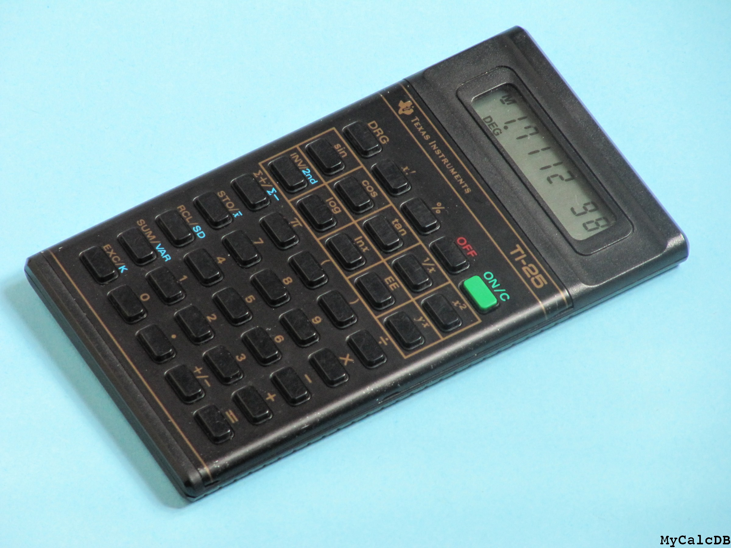 Texas Instruments TI-25
