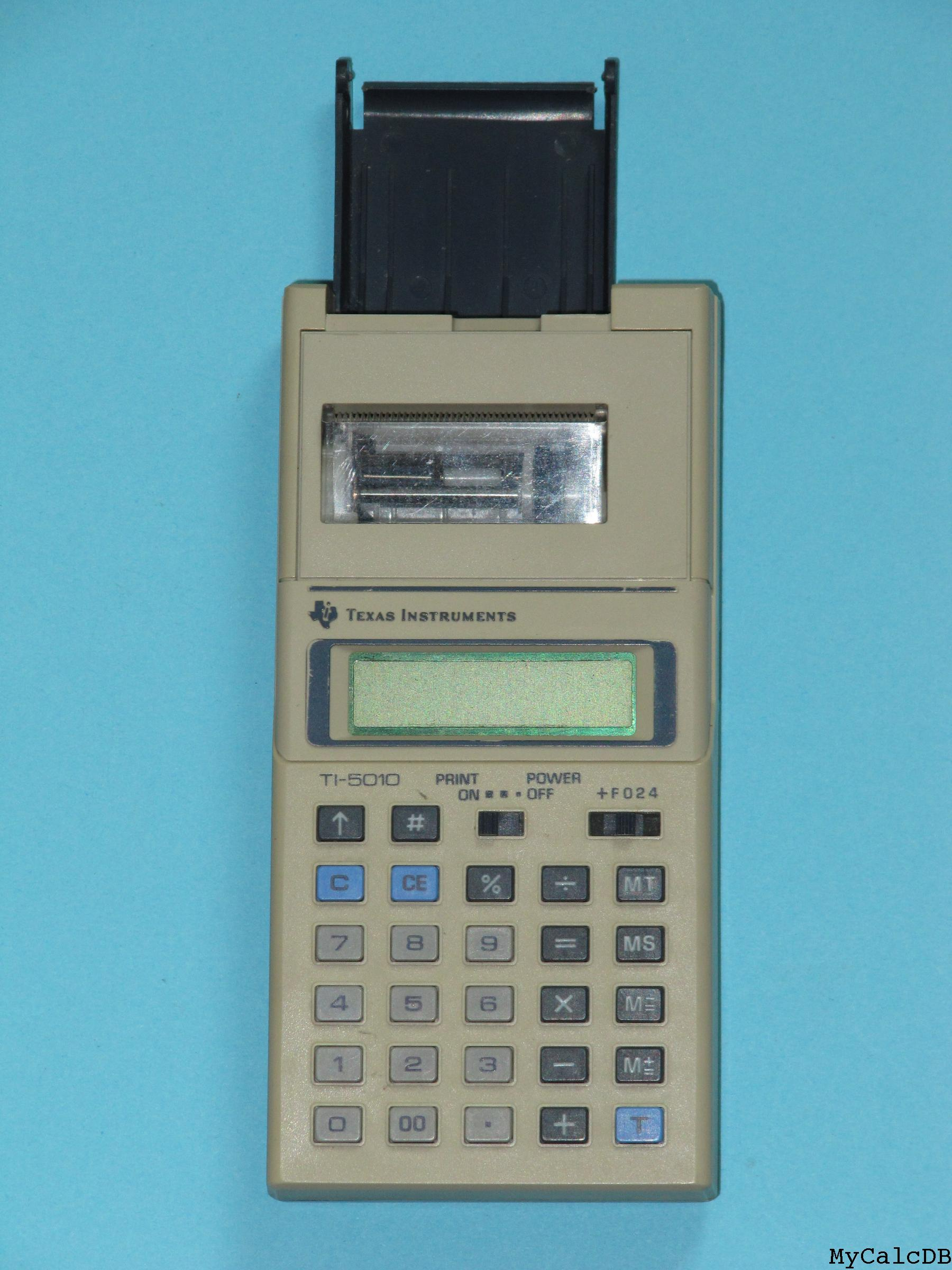 Texas Instruments TI-5010