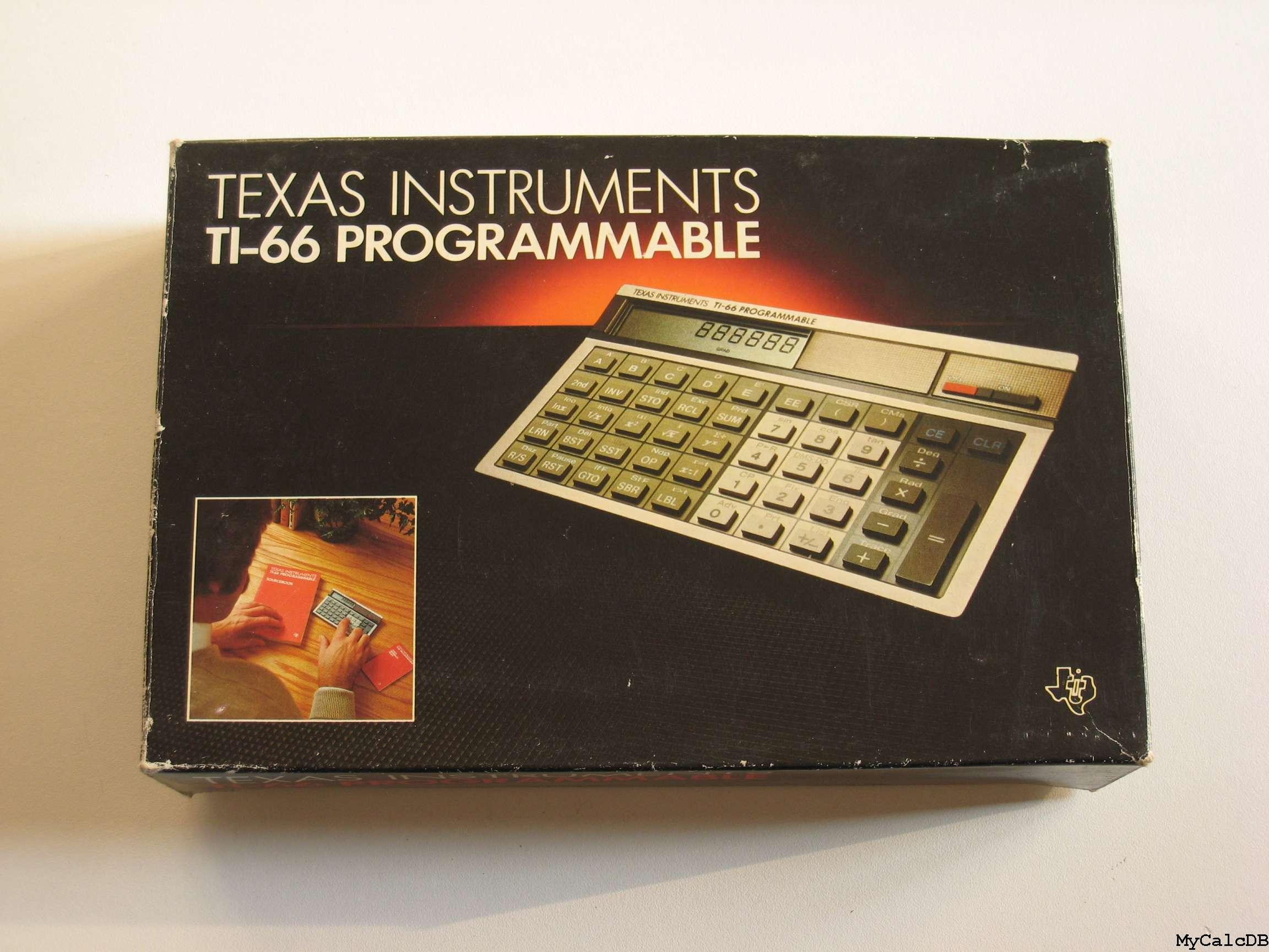 Texas Instruments TI-66 PROGRAMMABLE