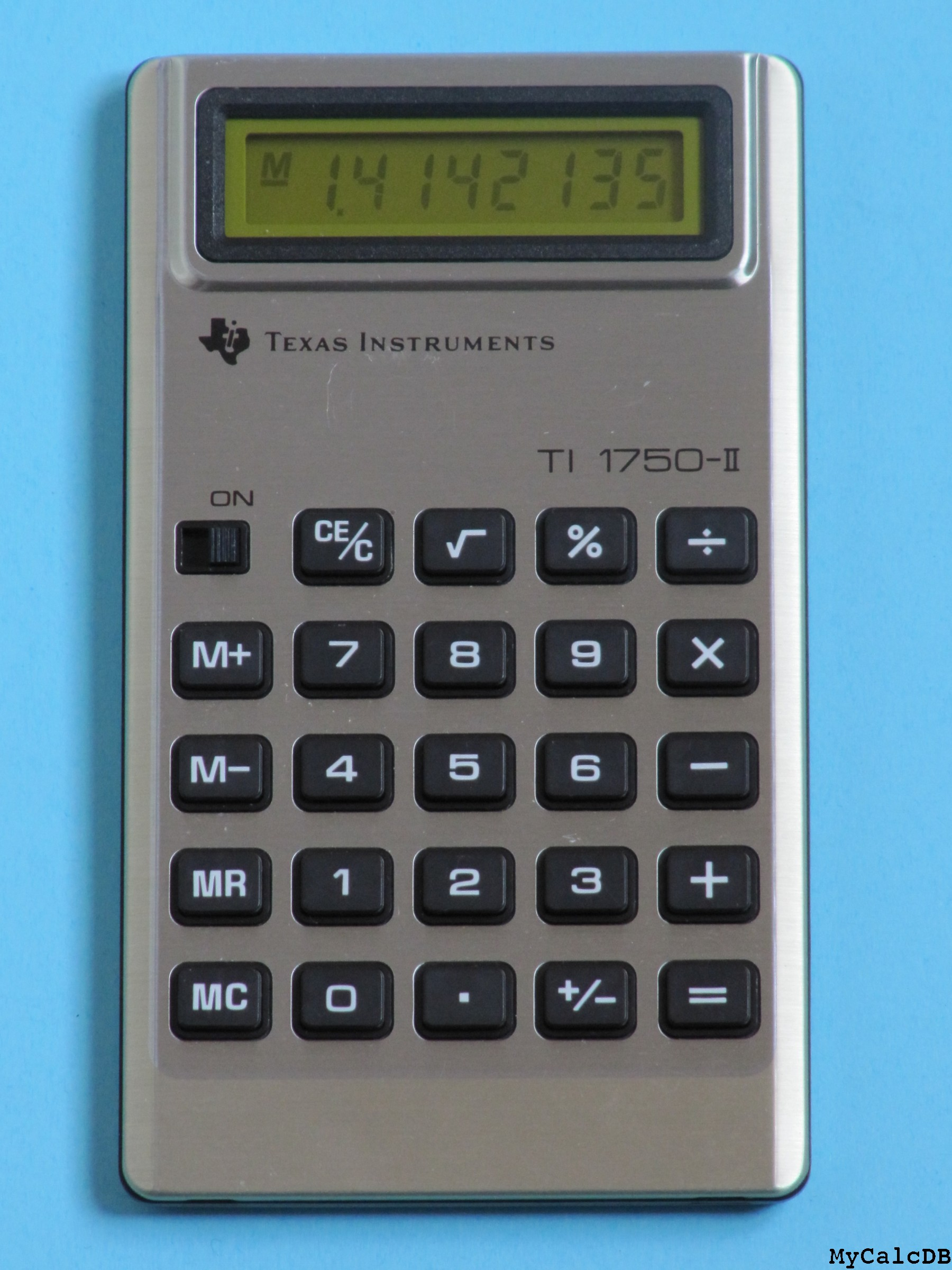 Texas Instruments TI 1750-II