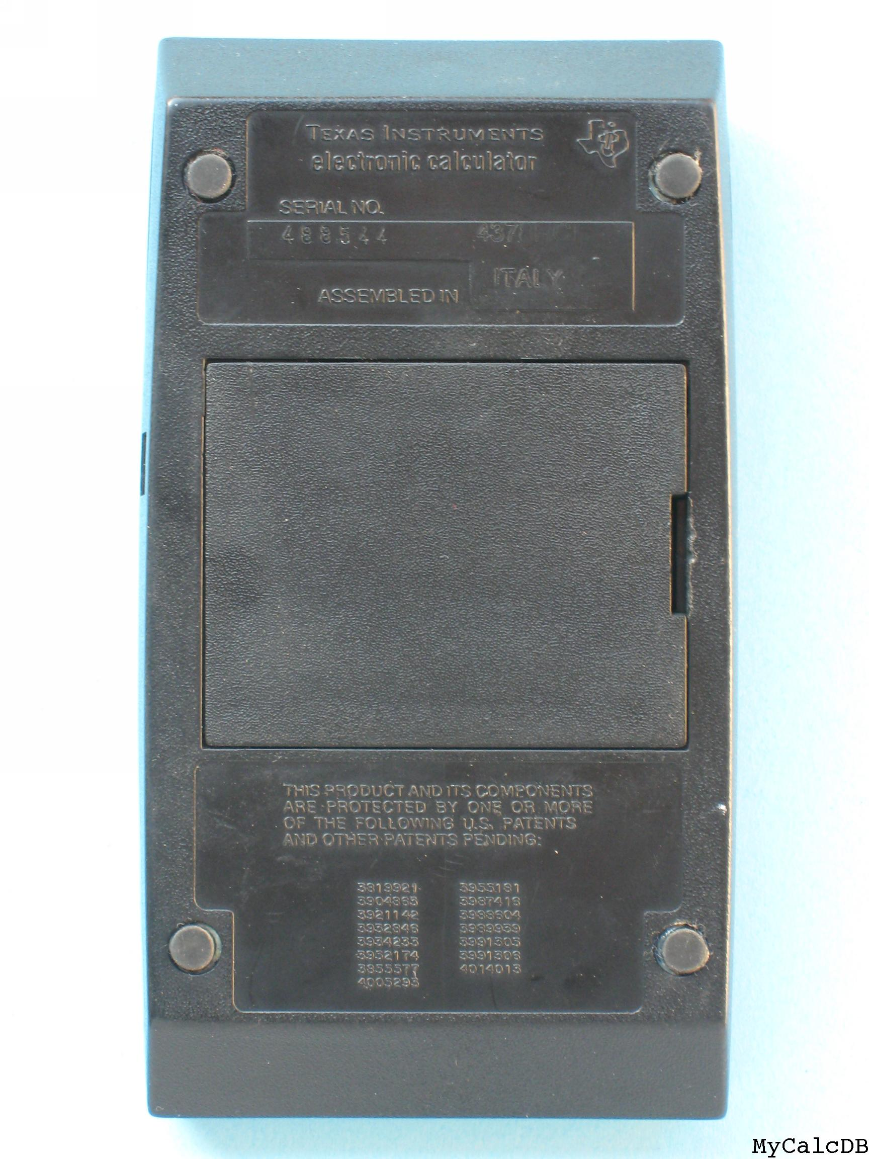 Texas Instruments TI-51-III