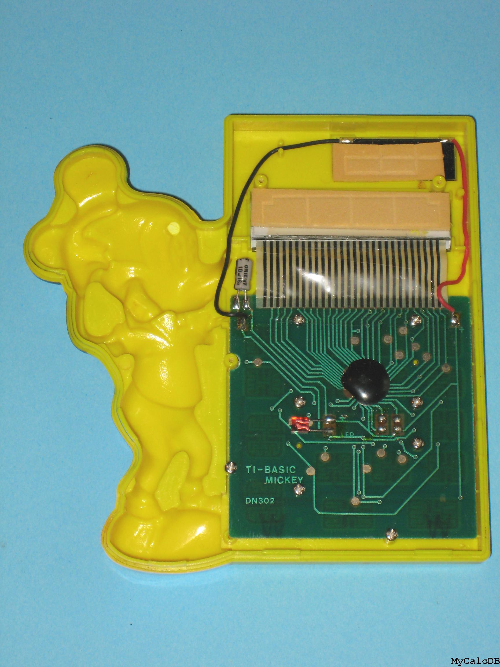 Texas Instruments MICKEY MOUSE