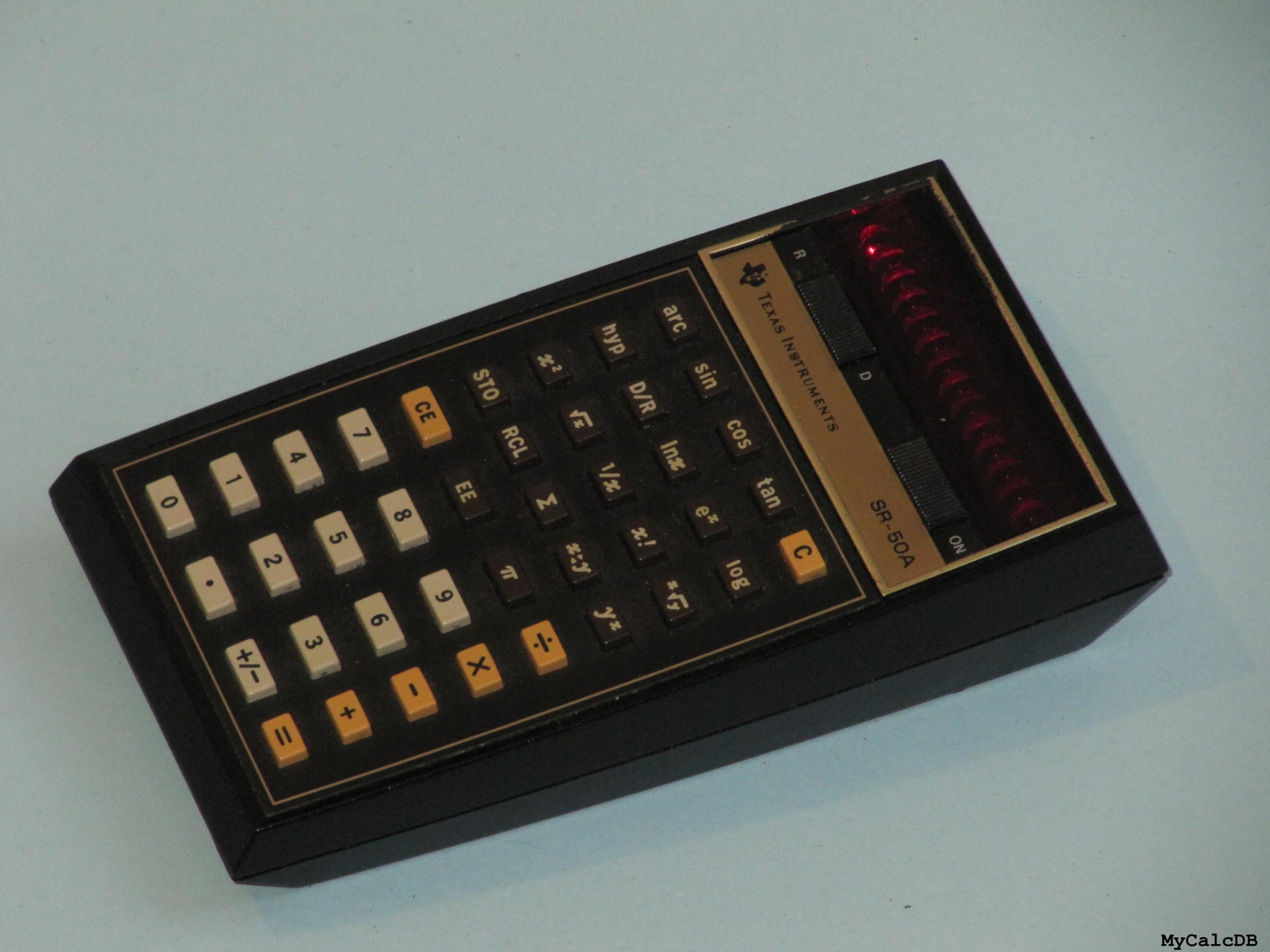 Texas Instruments SR-50A