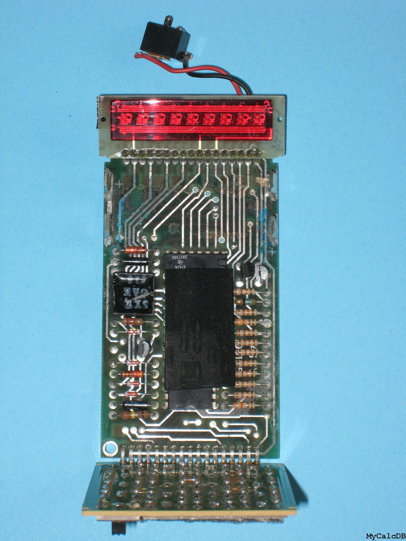 Texas Instruments TI-1500
