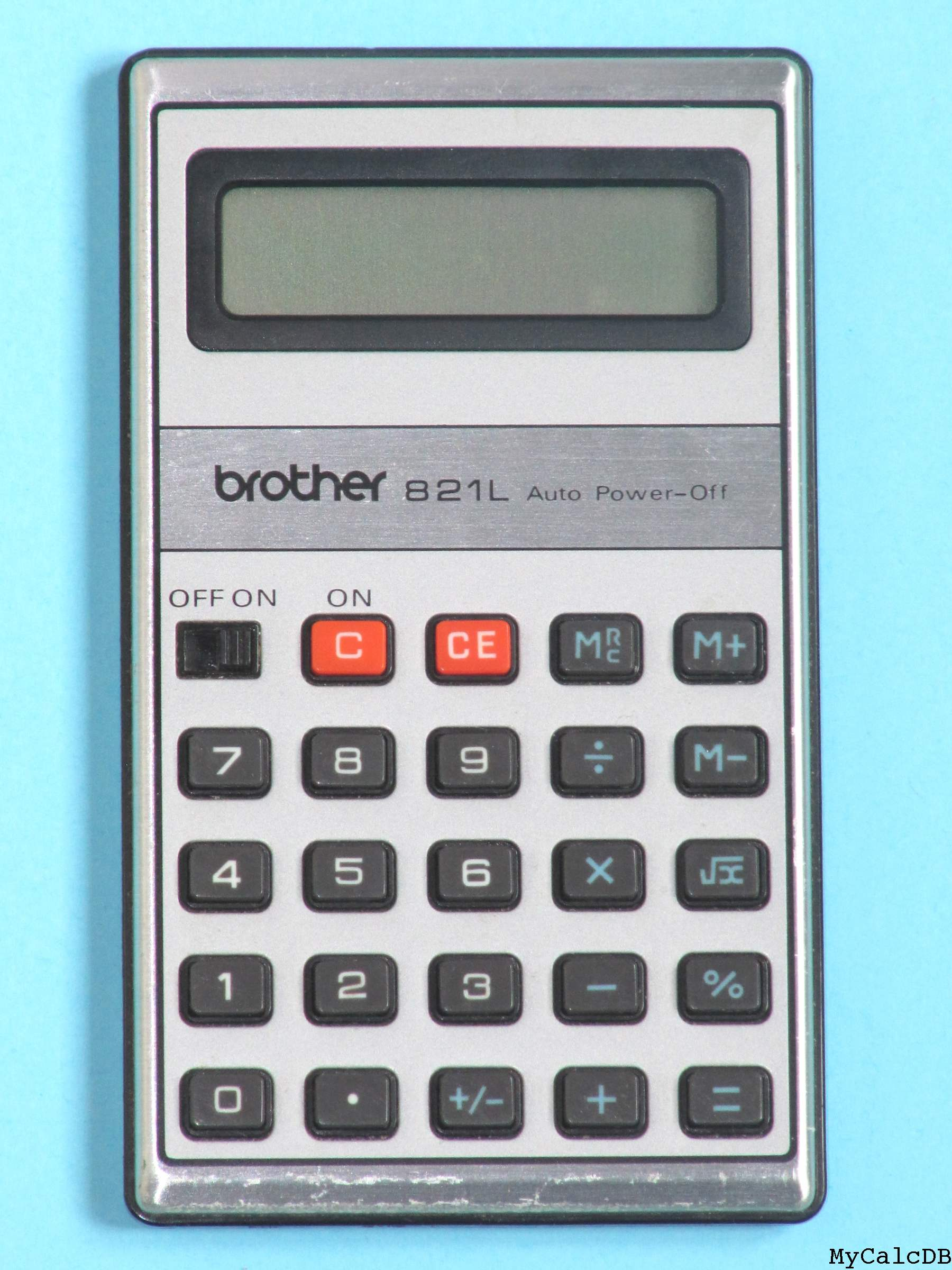 Brother 821L