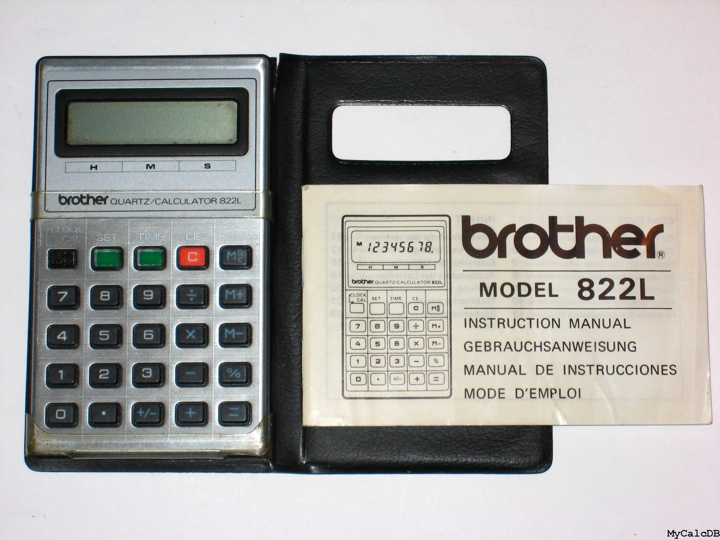 Brother 822L