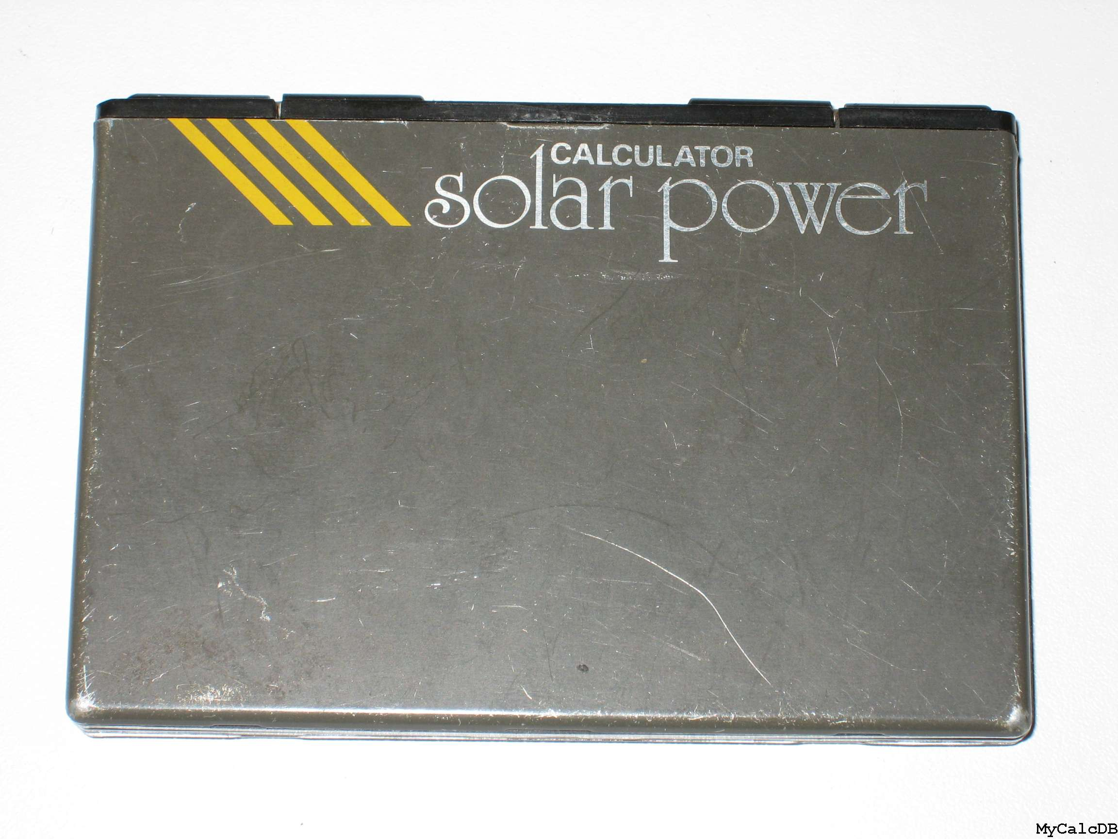No Brand name solar power CALCULATOR