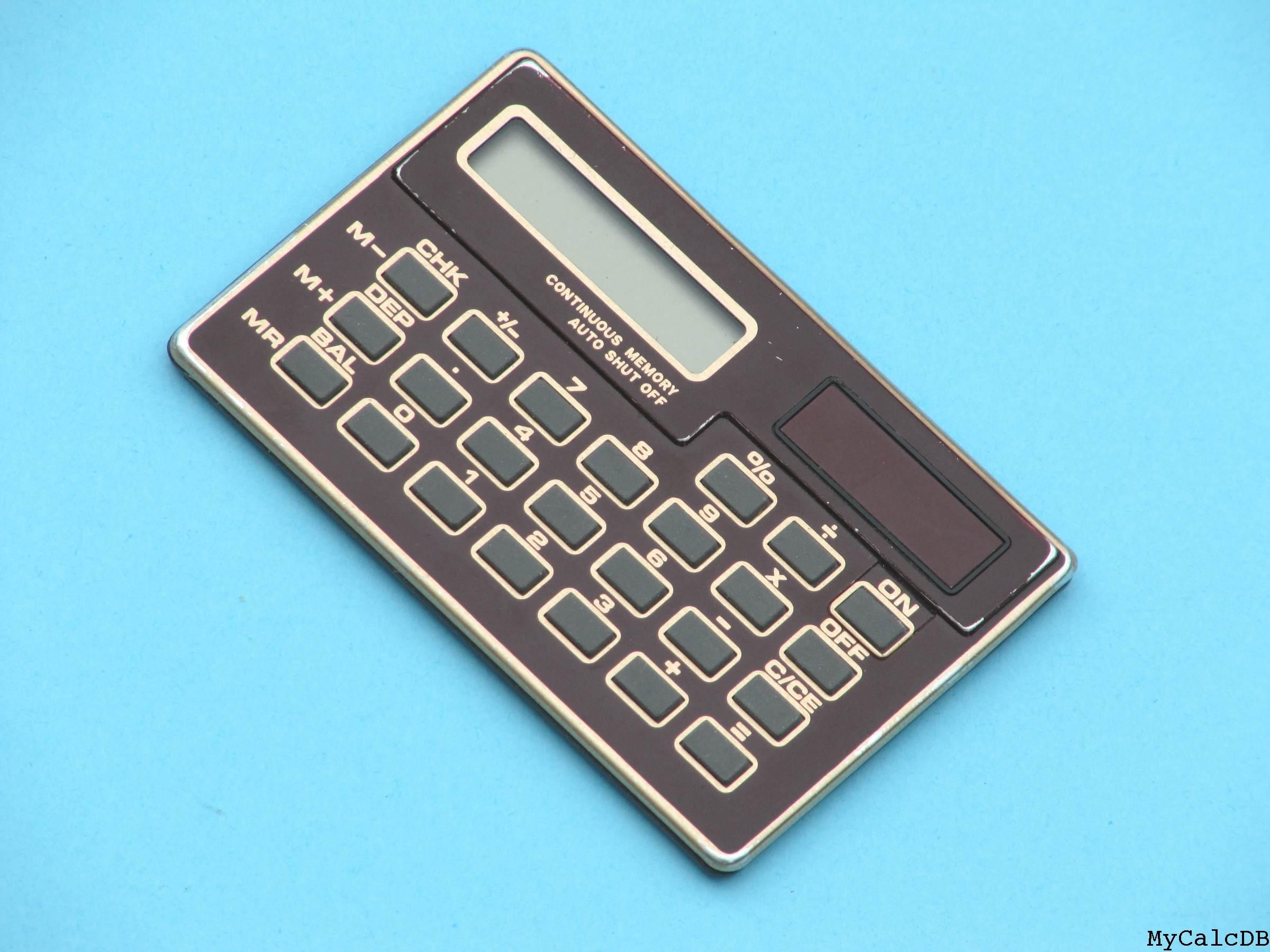 mycalcdb calculator no brand name no model name. Black Bedroom Furniture Sets. Home Design Ideas