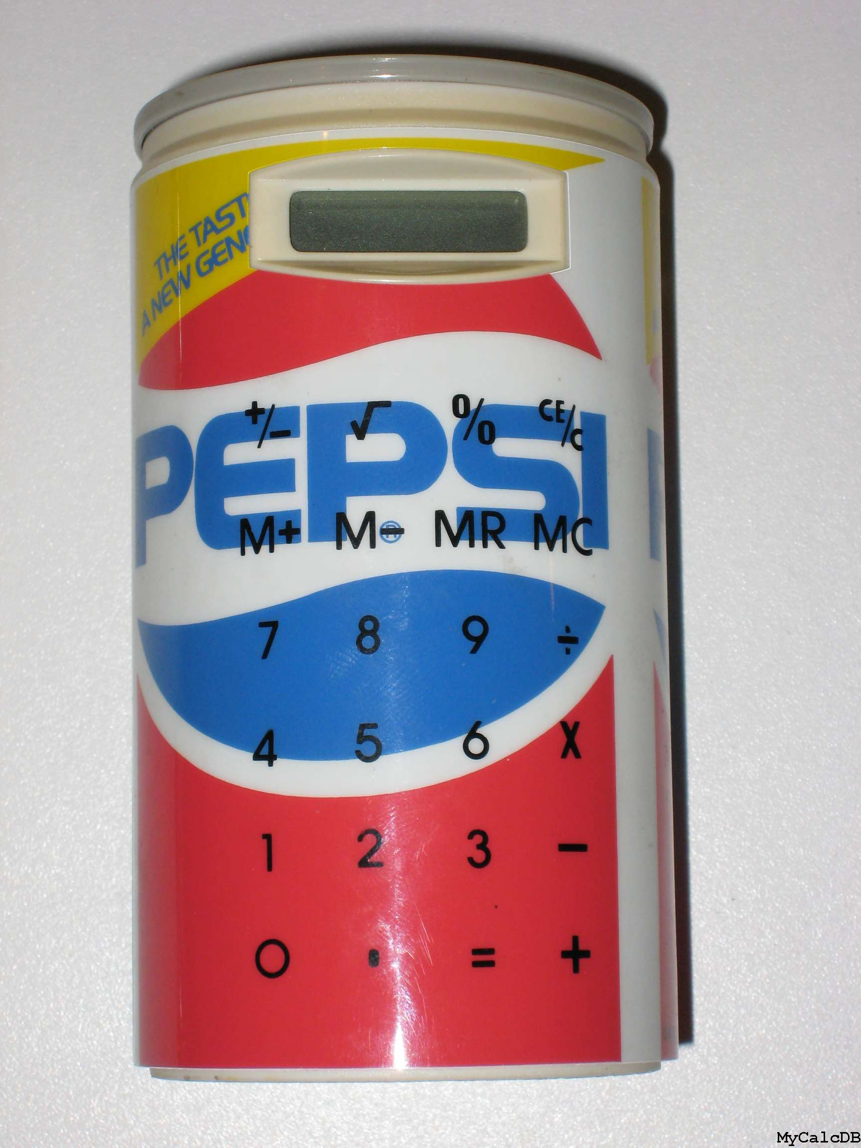 Novelties PEPSI can