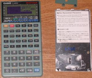 Casio fx-6800G from 1994